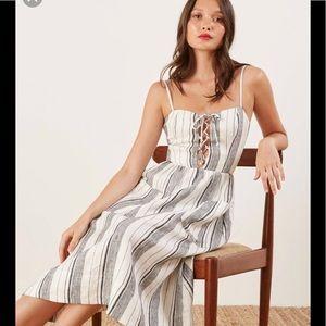 NWT Reformation Dress Size 4